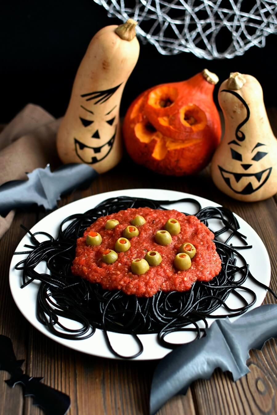 Mexican Spaghetti Candy  Halloween Spaghetti Recipe Cook Recipes