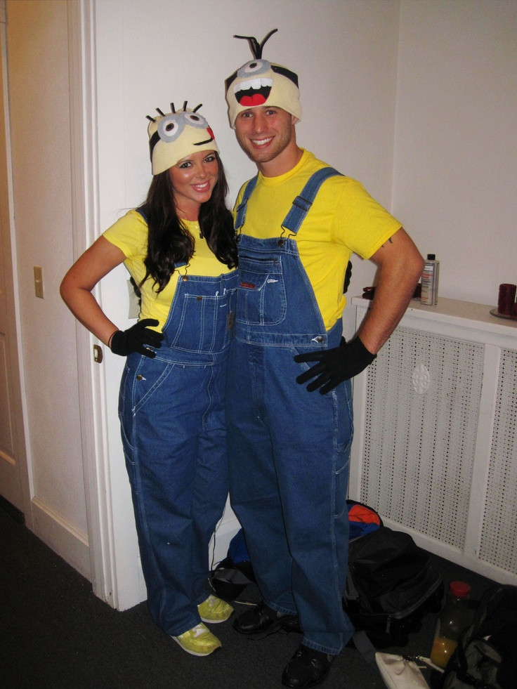 Minion Costume DIY Adults  Best 25 Adult minion costume ideas on Pinterest
