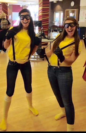 Minion Costume DIY Adults  DIY Halloween Costumes – Sequoit Media