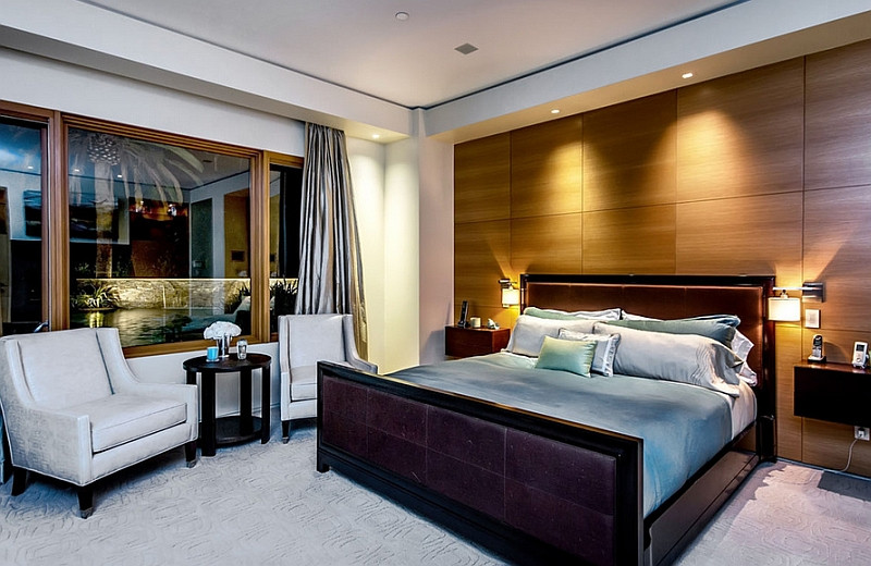 Modern Bedroom Sconces  How To Choose The Right Bedroom Lighting