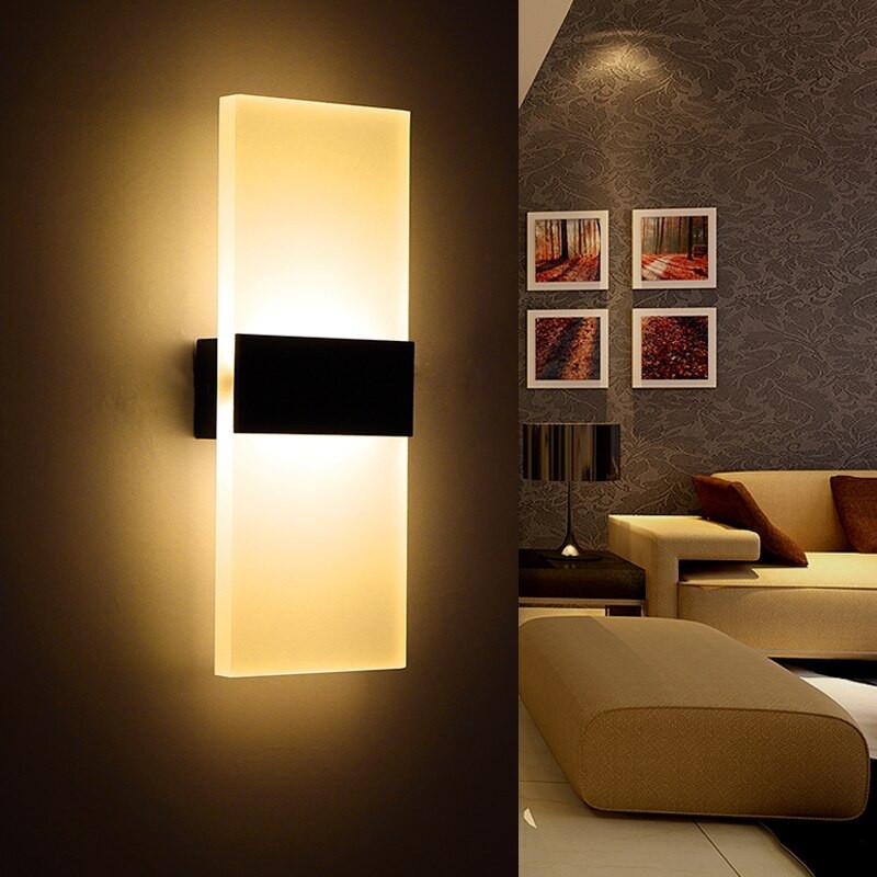 Modern Bedroom Sconces  Aliexpress Buy Modern Bedroom Wall Lamps Abajur
