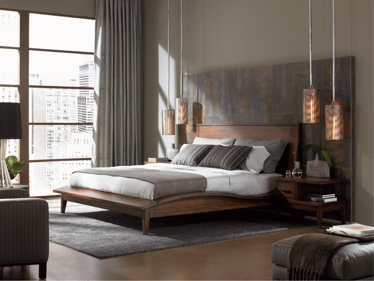 Modern Bedroom Sconces  The Right Bedroom Lighting Bonito Designs