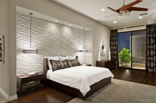 Modern Bedroom Sconces  Bedside Lighting Ideas Pendant Lights And Sconces In The