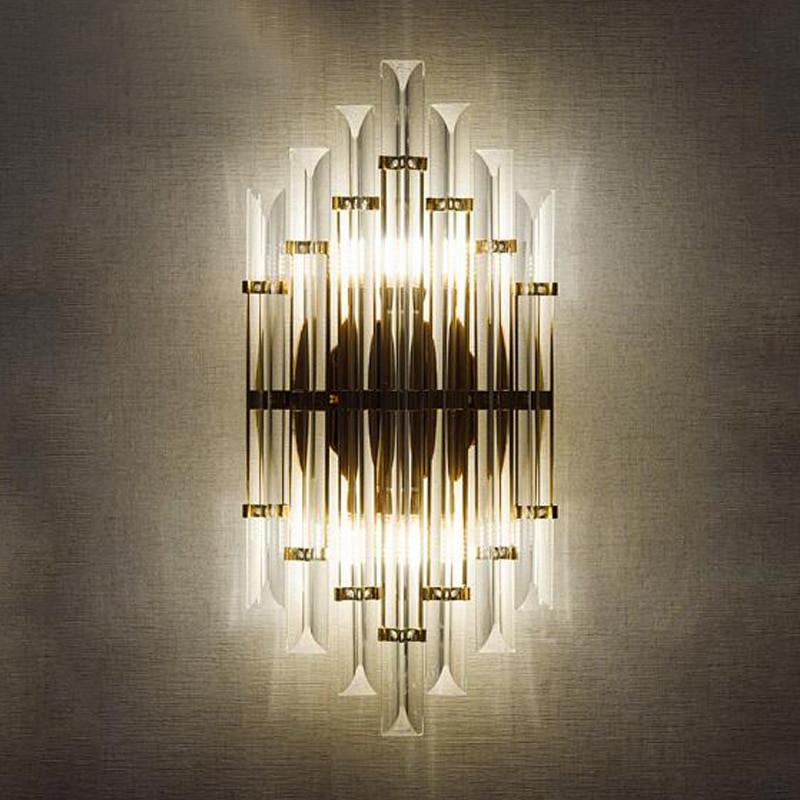 Modern Bedroom Sconces  Crystal Wall Sconces Sconce Light Fixtures Modern Led