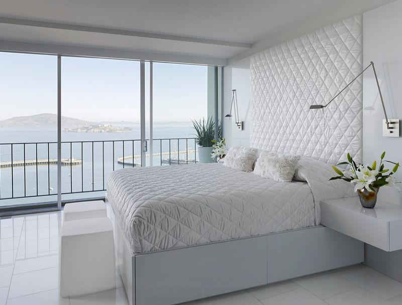 Modern Bedroom Sconces  How To Use Wall Sconces Design Tips Ideas