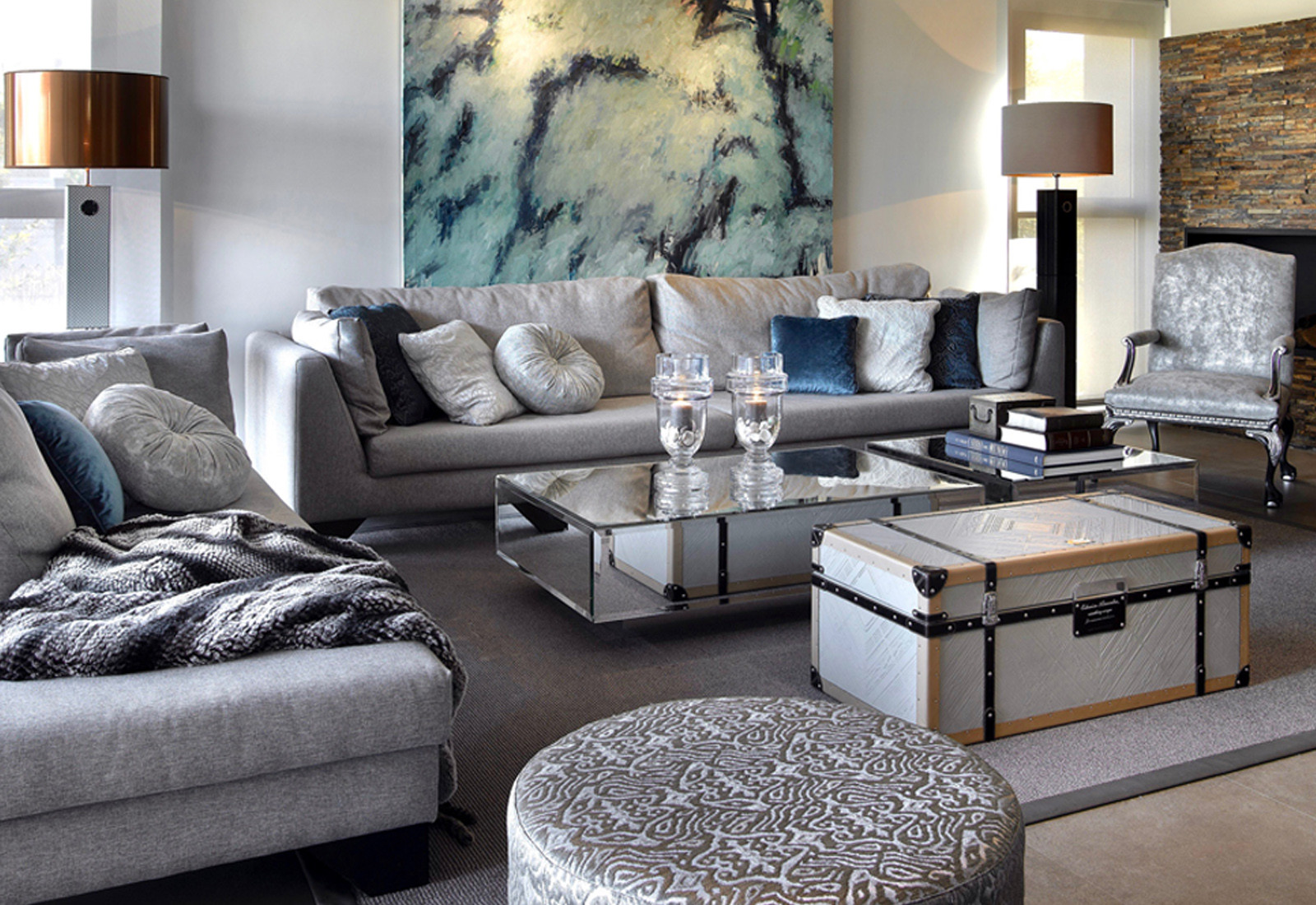 Modern Contemporary Living Room Furniture  Luxury Living Room Furniture Sets