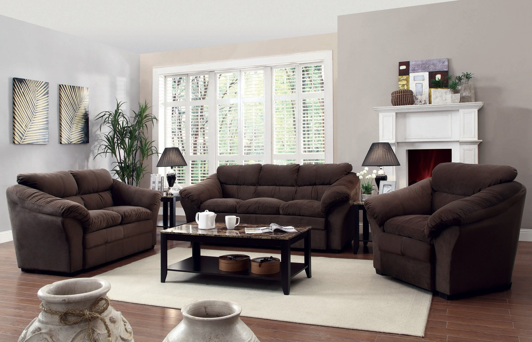 Modern Contemporary Living Room Furniture  Arrangement Ideas for Modern Living Room Furniture Sets