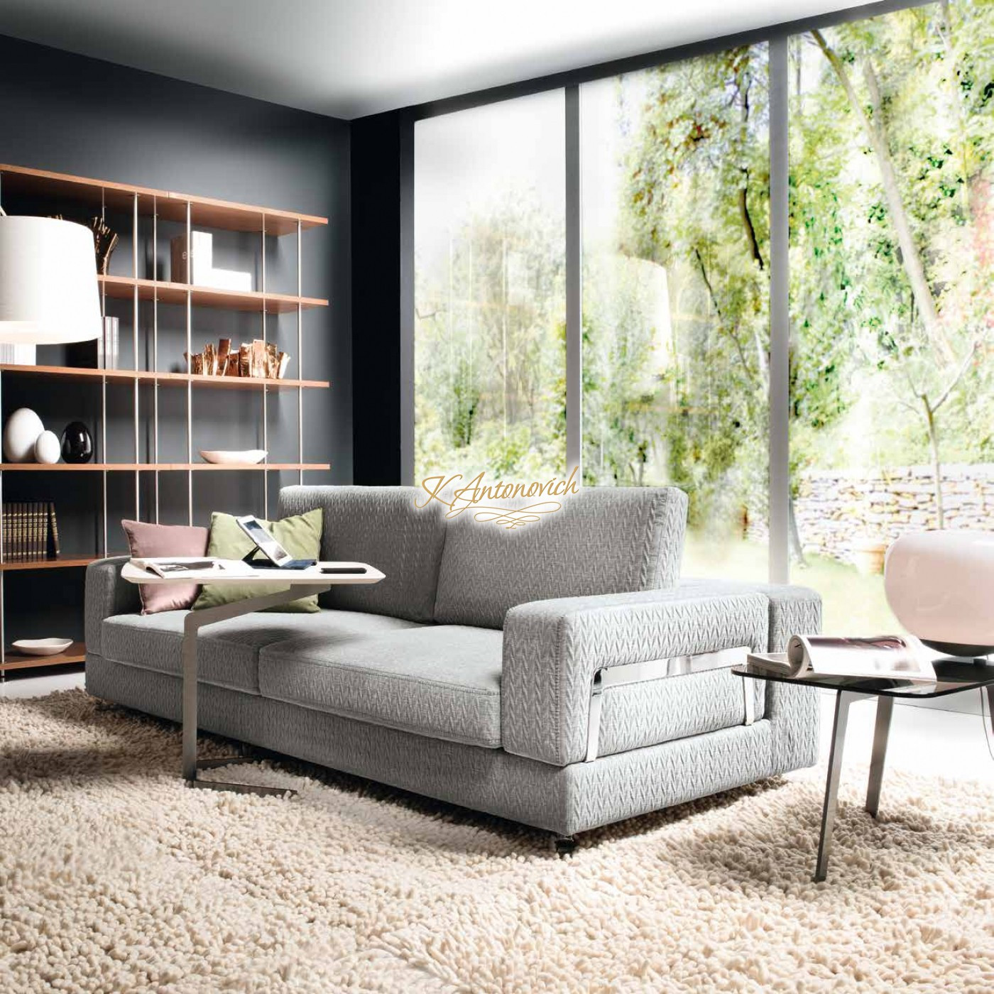Modern Contemporary Living Room Furniture  Modern italian living room furniture luxury interior