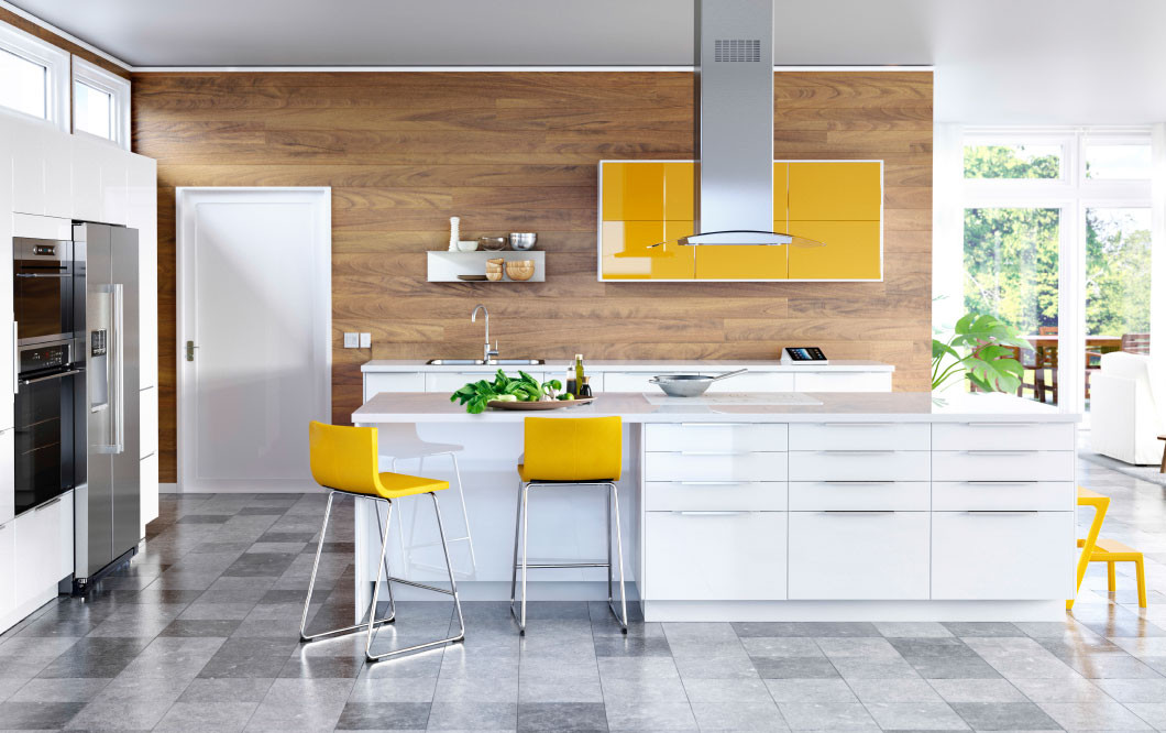 Modern Kitchen Cabinets Ikea  Why the Little White IKEA Kitchen is So Popular