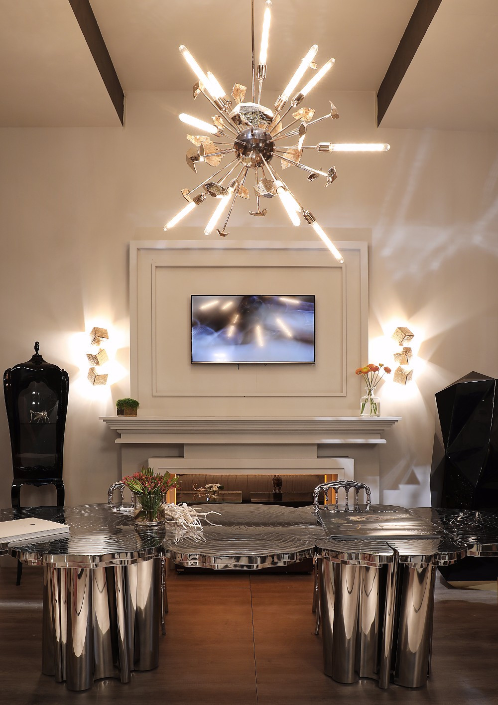 Modern Living Room Chandelier  Top 10 Chandeliers for Your Living Room Decor