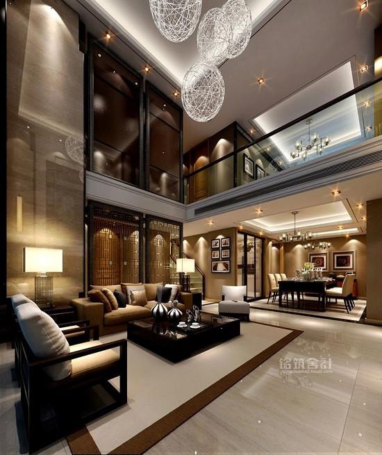 Modern Luxury Living Room  37 Fascinating Luxury Living Rooms Designs