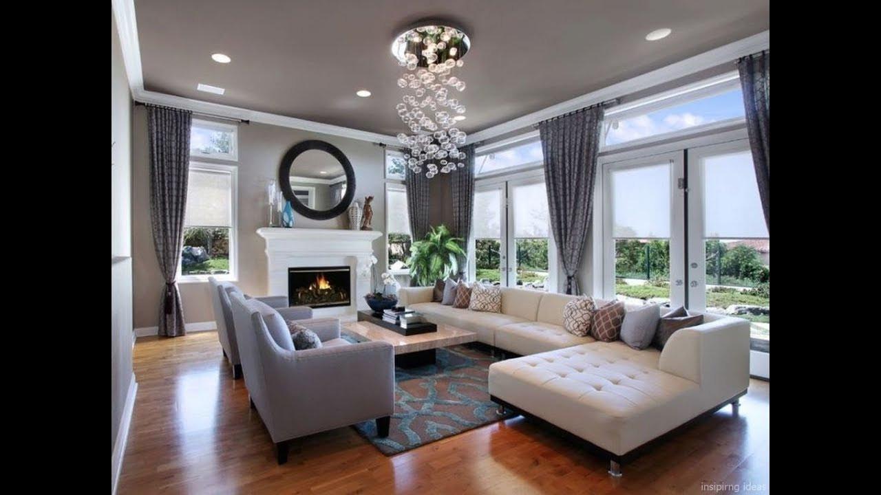 Modern Luxury Living Room  Modern Luxury Living Room Designs 2019