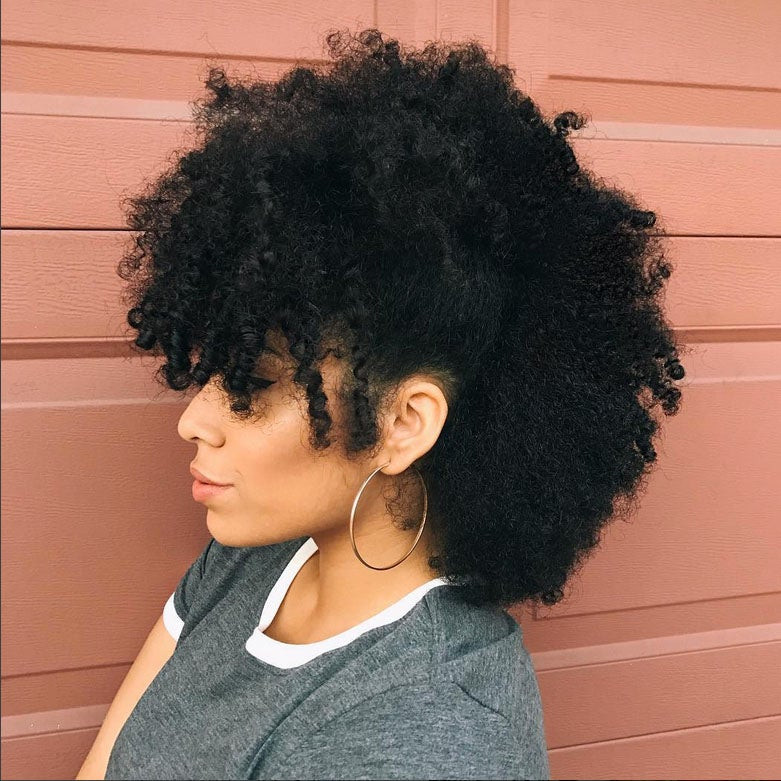 Mohawk Hairstyle For Natural Hair  Mohawk Hairstyles For Natural Hair Essence