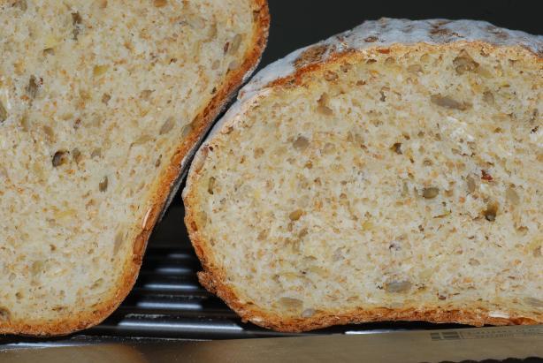 Multigrain Sourdough Bread  Multigrain Sourdough Bread Recipe Food