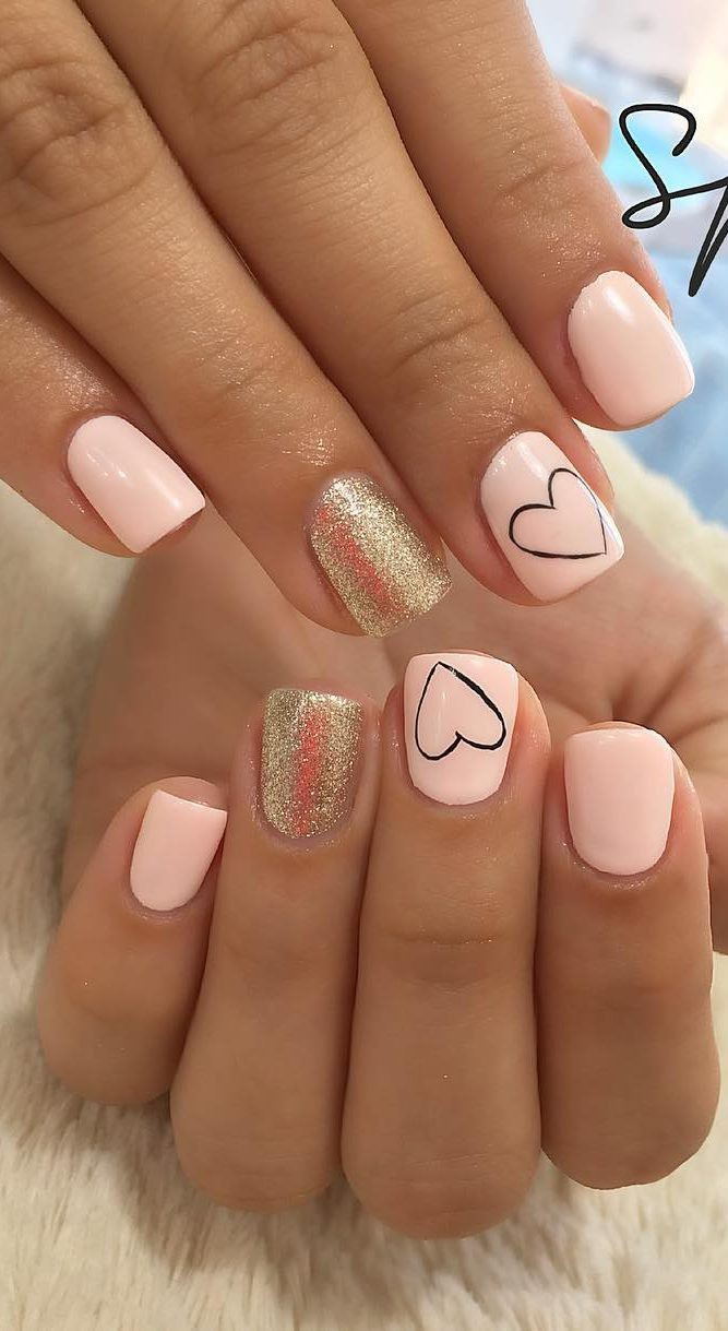 Nail Colors For Summer  40 Stylish Easy Nail Polish Art Designs for This Summer
