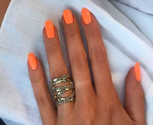 Nail Colors For Summer  Best Nail Polish Colors for Tan Skin Tones Summer & Fall