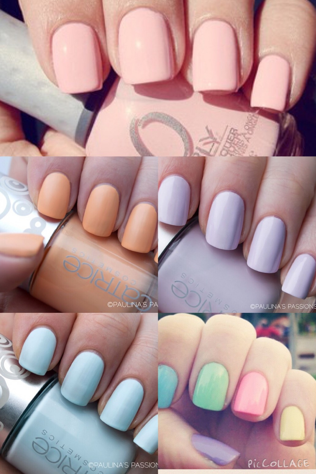 Nail Colors For Summer  Most Popular Nail Polish Color Trends 2020 for Spring