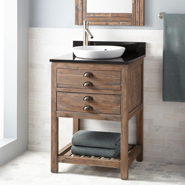 Natural Wood Bathroom Vanities  Natural Wood Vanity