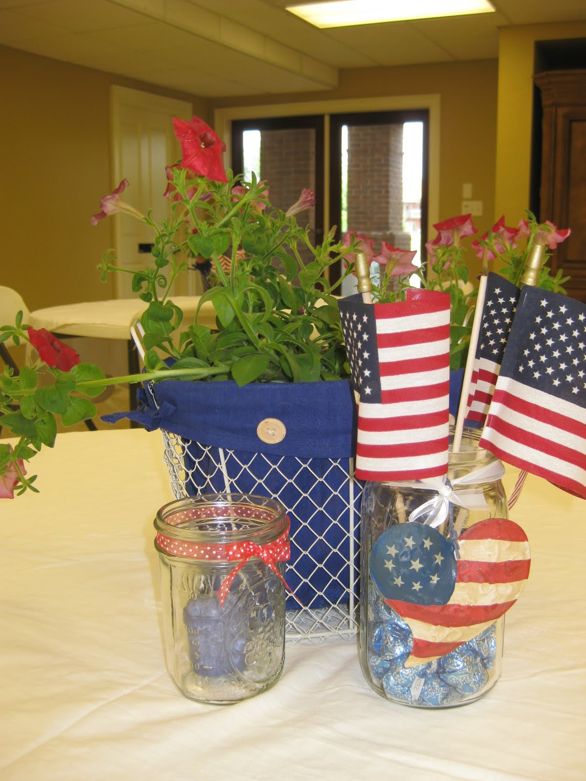 Navy Retirement Party Ideas  It is a Wonderful Life Retirement Party Fourth of July