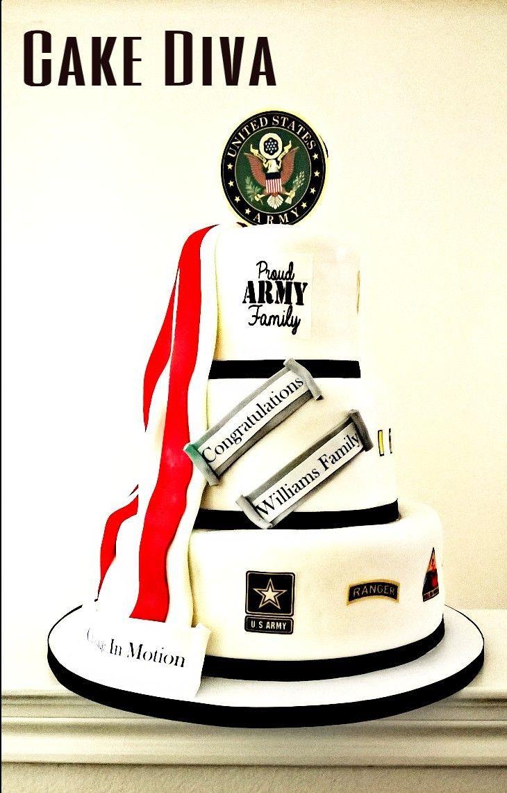 Navy Retirement Party Ideas  Military Retirement Cake