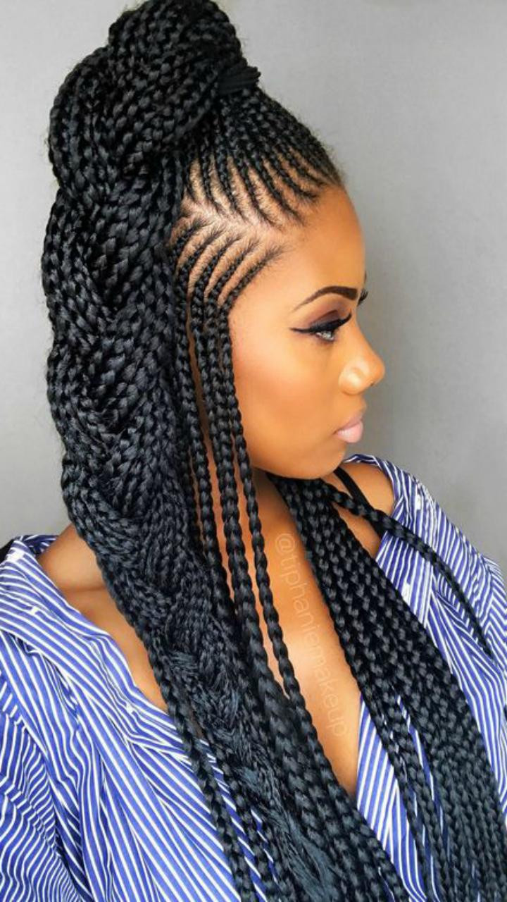 New Braids Hairstyle  African Braids Hairstyles 2019 for Android APK Download