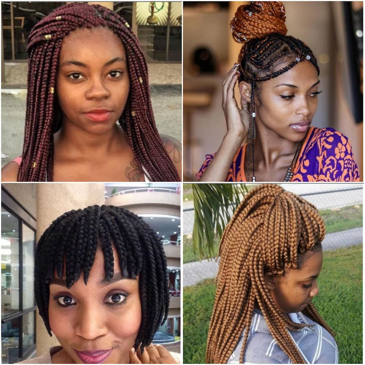 New Braids Hairstyle  30 Best African Braids Hairstyles With Pics You Should