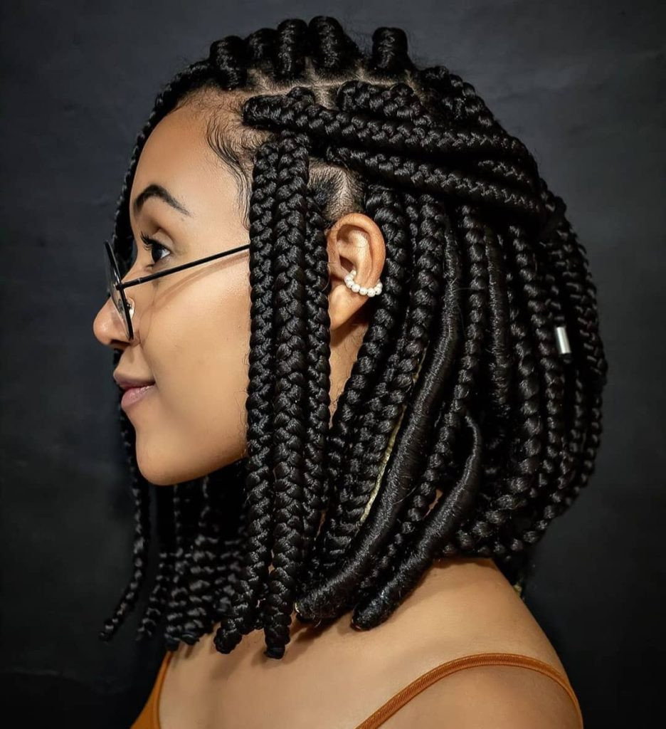 New Braids Hairstyle  2020 Braided Hairstyles Glorious Latest Hair Trends