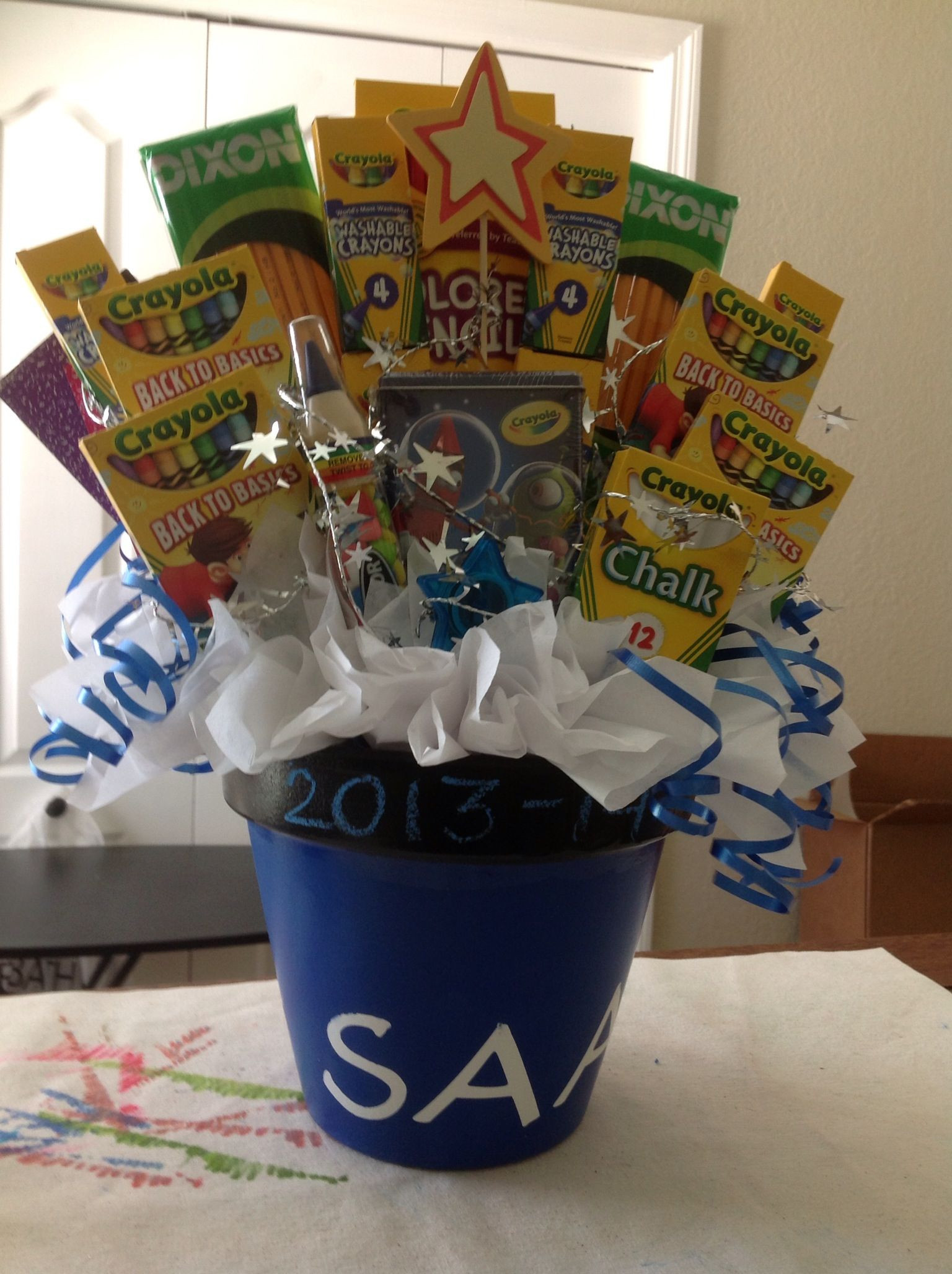 New Teacher Gift Basket Ideas  That time if the year again The Teachers Ultimate