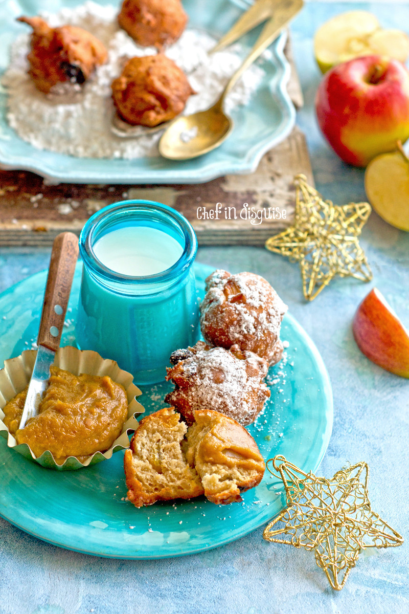 New Year Day Dessert Traditions  Dutch oliebollen – Chef in disguise