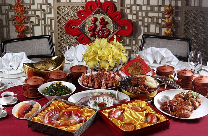 New Year Dinner  Where to Enjoy a Spring Festival Feast in Beijing 2018