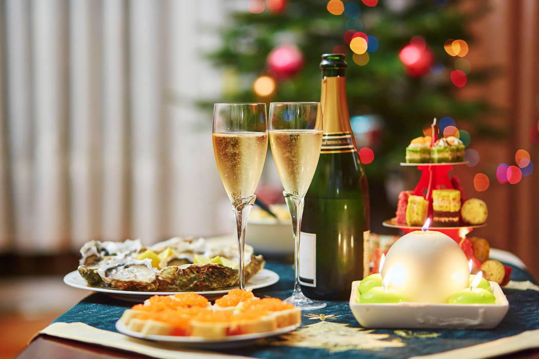 New Year Dinner  5 best New Year's Eve dinner options to ring in 2018 in
