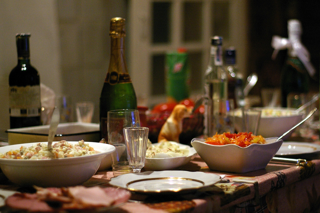 New Year Dinner  How To Celebrate New Year's Eve In Spain