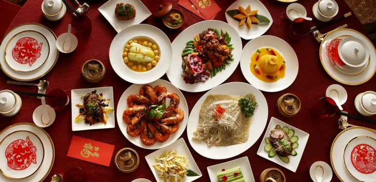 New Year Dinner  How to Plan a Chinese New Year Reunion Dinner
