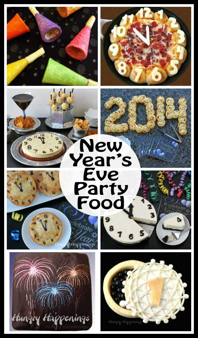 New Year'S Eve Desserts Party Ideas  New Year s Eve Party Food Parmesan Artichoke Cheesecake