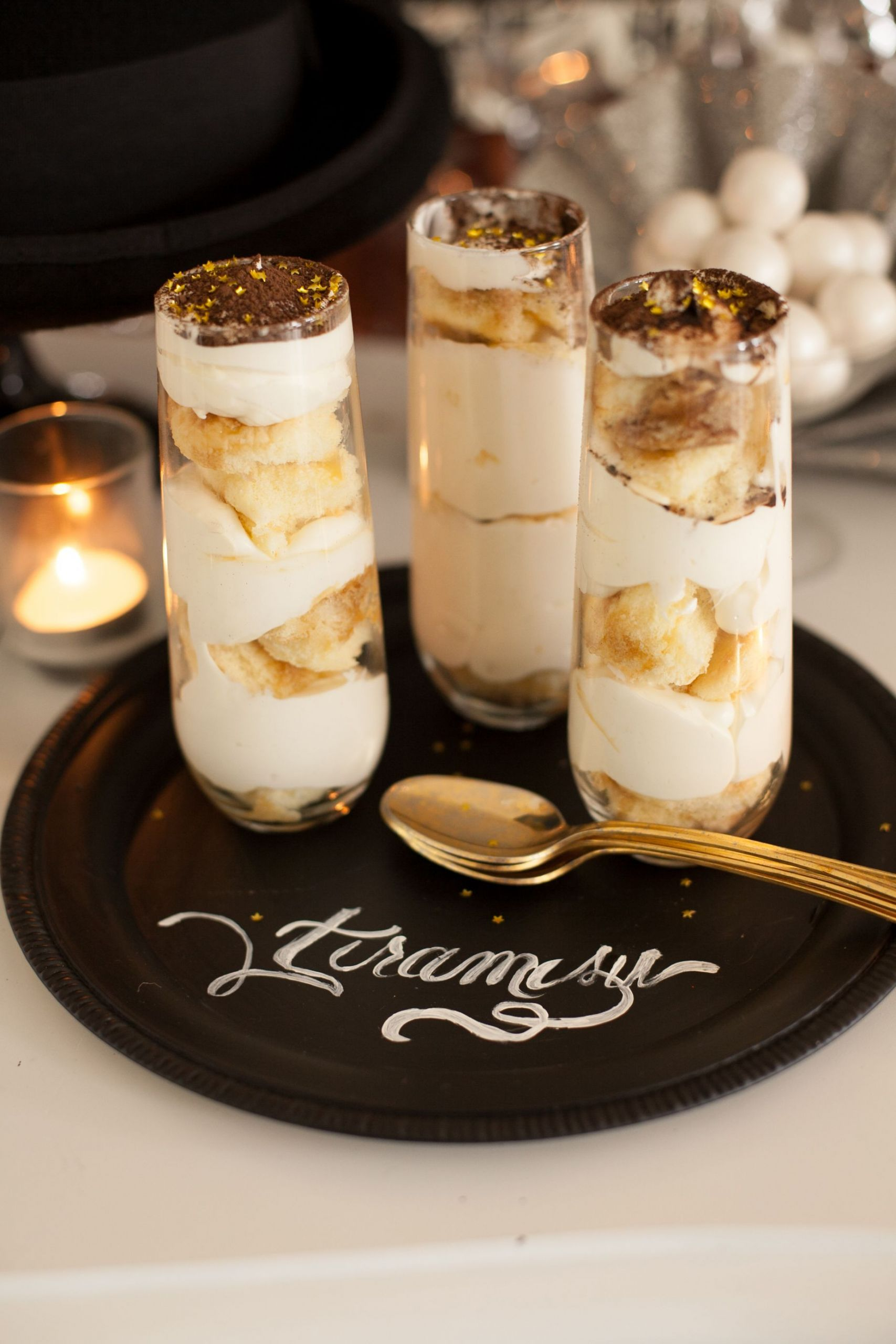 New Year'S Eve Desserts Party Ideas  New years eve party ideas