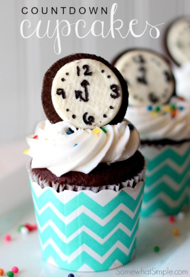 New Year'S Eve Desserts Party Ideas  20 Easy New Year Party Ideas