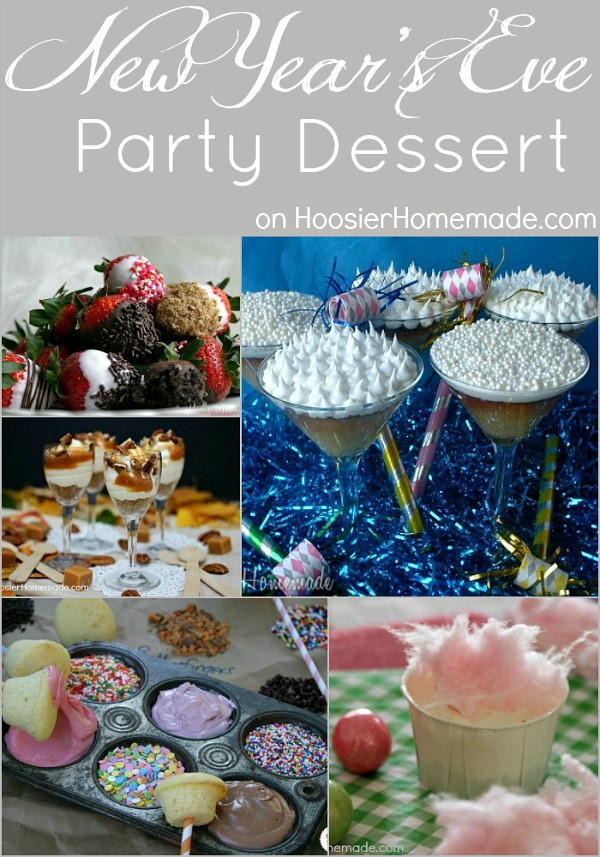 New Year'S Eve Desserts Party Ideas  New Year s Eve Party Recipes