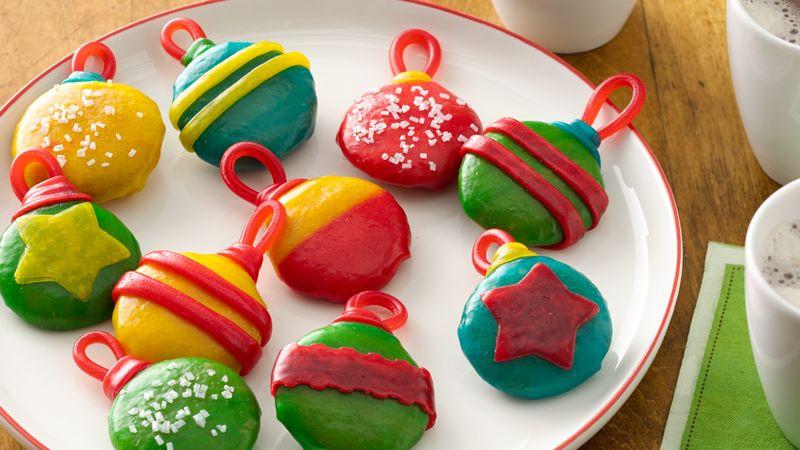 No Bake Holiday Cookies  No Bake Holiday Cookie Ornaments Recipe BettyCrocker