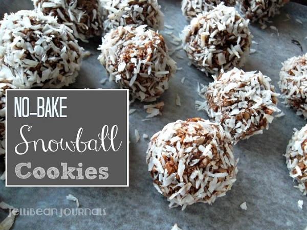 No Bake Holiday Cookies  Spread Holiday Cheer 7 No Bake Christmas Cookies