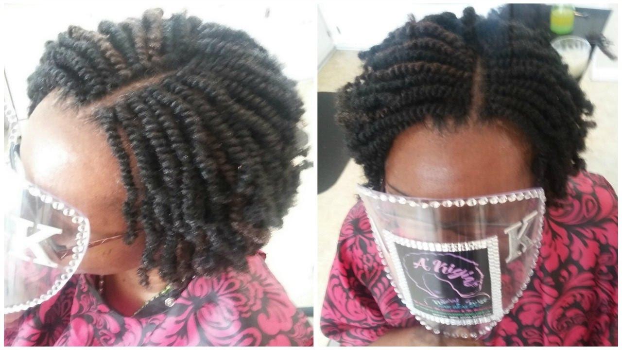 Nubian Twist Crochet Hairstyles  Nubian Twist Crochet