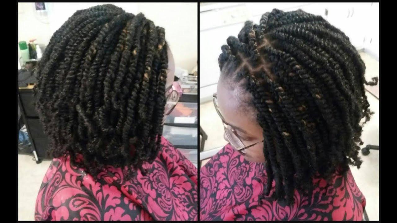 Nubian Twist Crochet Hairstyles  How to Do Nubian Crochet Twist