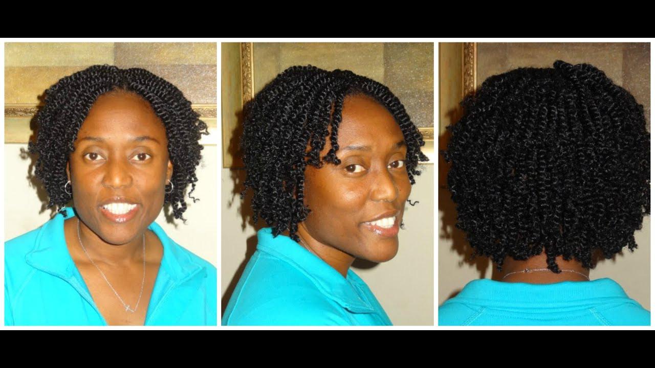 Nubian Twist Crochet Hairstyles  Short Nubian Crochet Twist