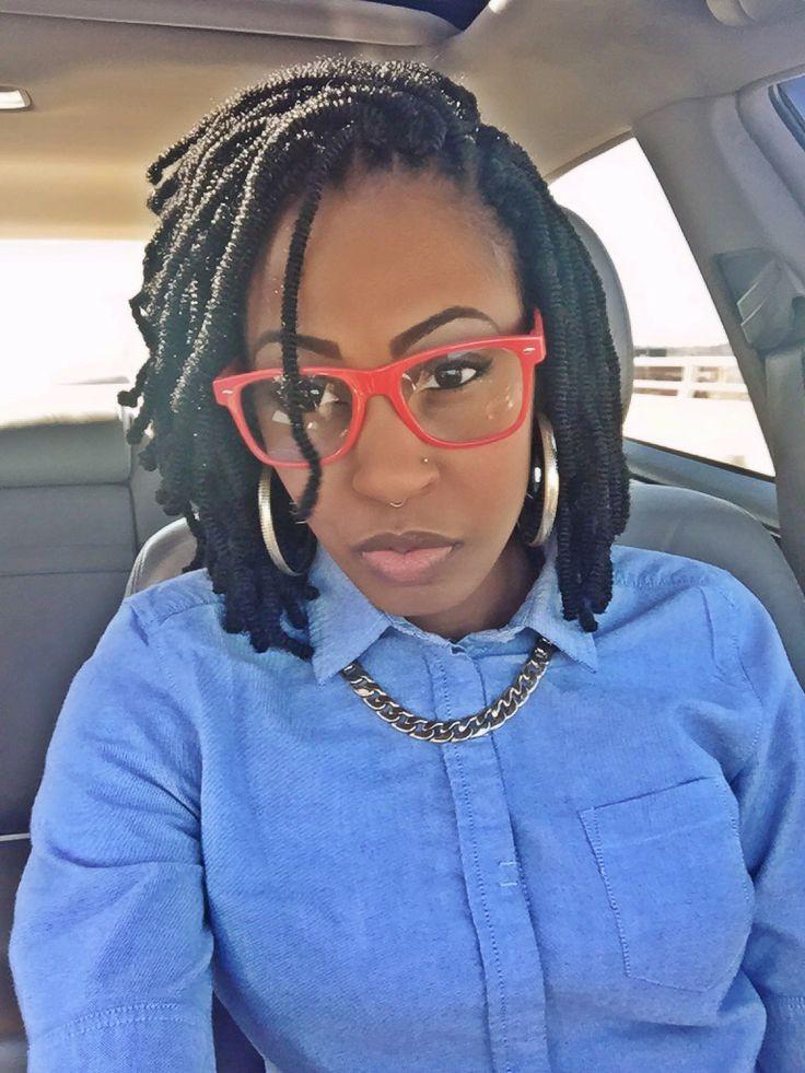 Nubian Twist Crochet Hairstyles  Crochet nubian twist hairstyles Hairstyles for Women