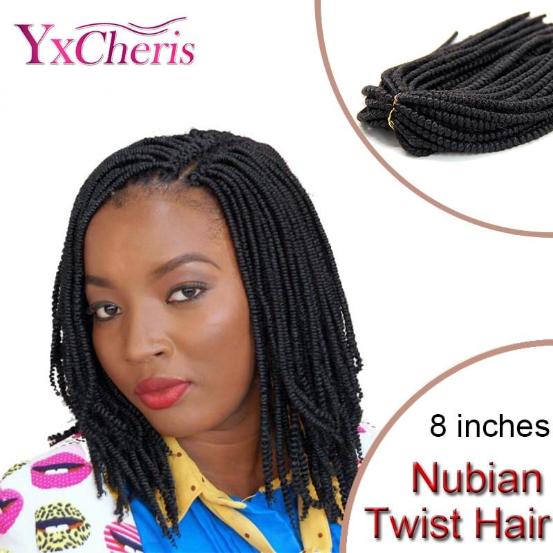 Nubian Twist Crochet Hairstyles  Havana Mambo Spring Twist Hair Crochet Braids Synthetic