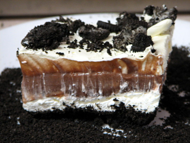 Oreo Dessert With Cool Whip  Oreo Cookie Dessert Recipe Food