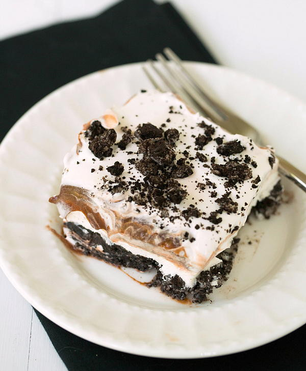 Oreo Dessert With Cool Whip  Cool Whip Oreo Cheesecake Recipe