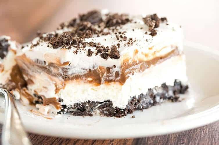 Oreo Dessert With Cool Whip  No Bake Oreo Layer Dessert