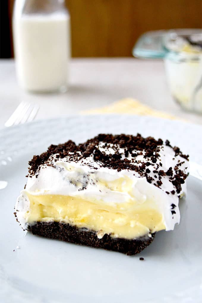 Oreo Dessert With Cool Whip  oreo dessert with cream cheese cool whip
