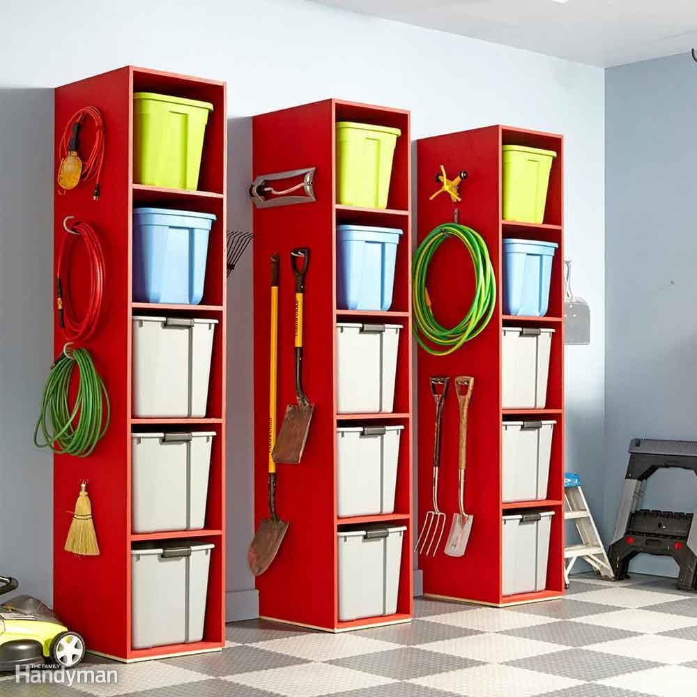 Organize Garage Workshop  51 Brilliant Ways to Organize Your Garage