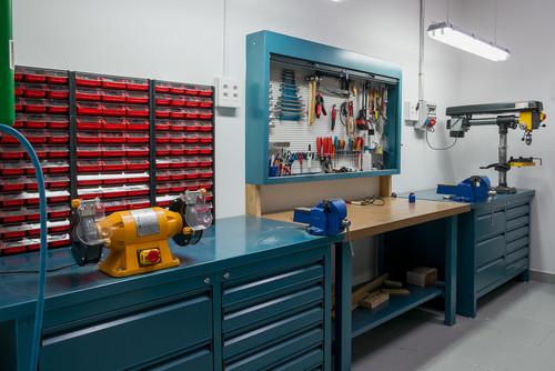 Organize Garage Workshop  How to Organize a Small Garage Workshop